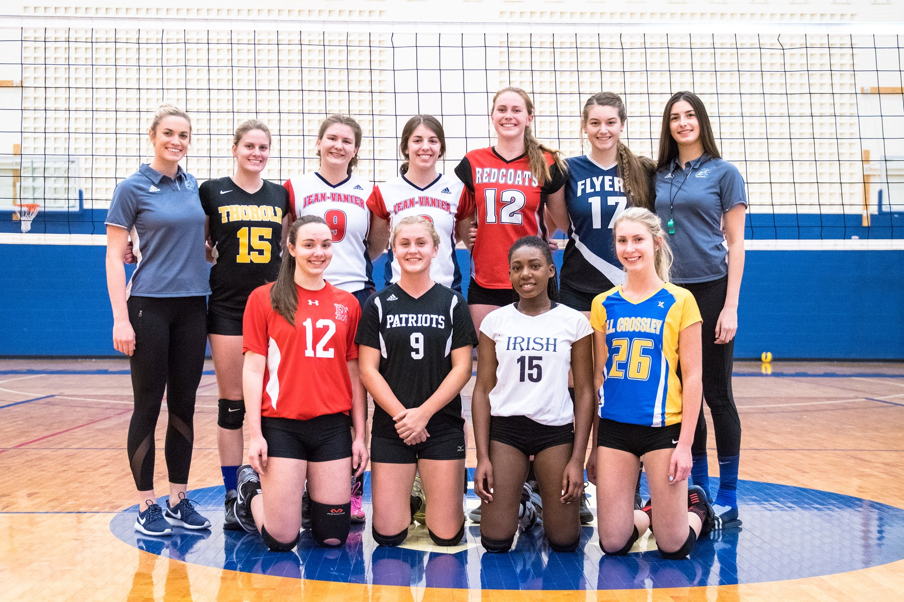 PHOTOS: 2017 Niagara Region Girls' Volleyball Showcase