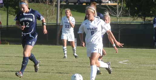 Golden Eagles fall to Longwood in non-conference action