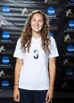 McCutcheon receives Association of Division III Independents women's soccer Player of the Week award