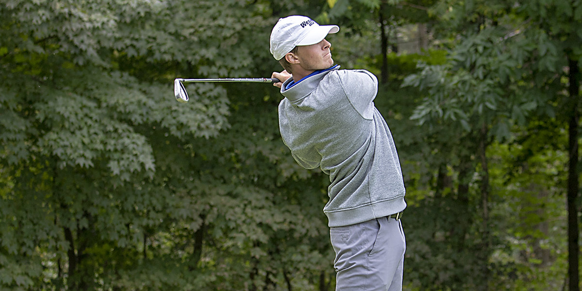 Men's golf competes in two-day Revolutionary Classic