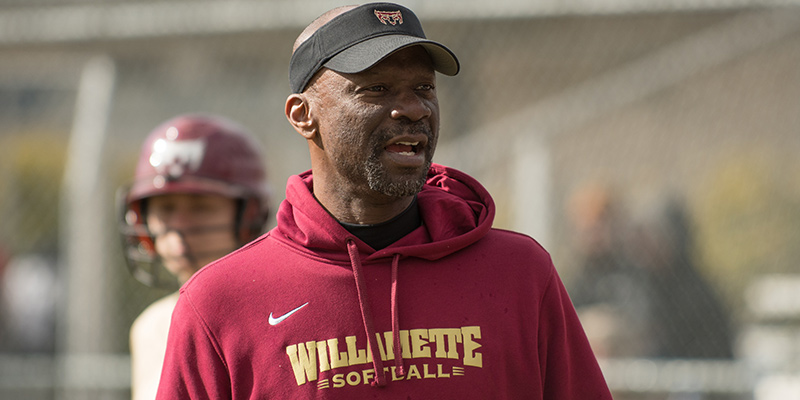 Willamette University Head Coach Damian Williams