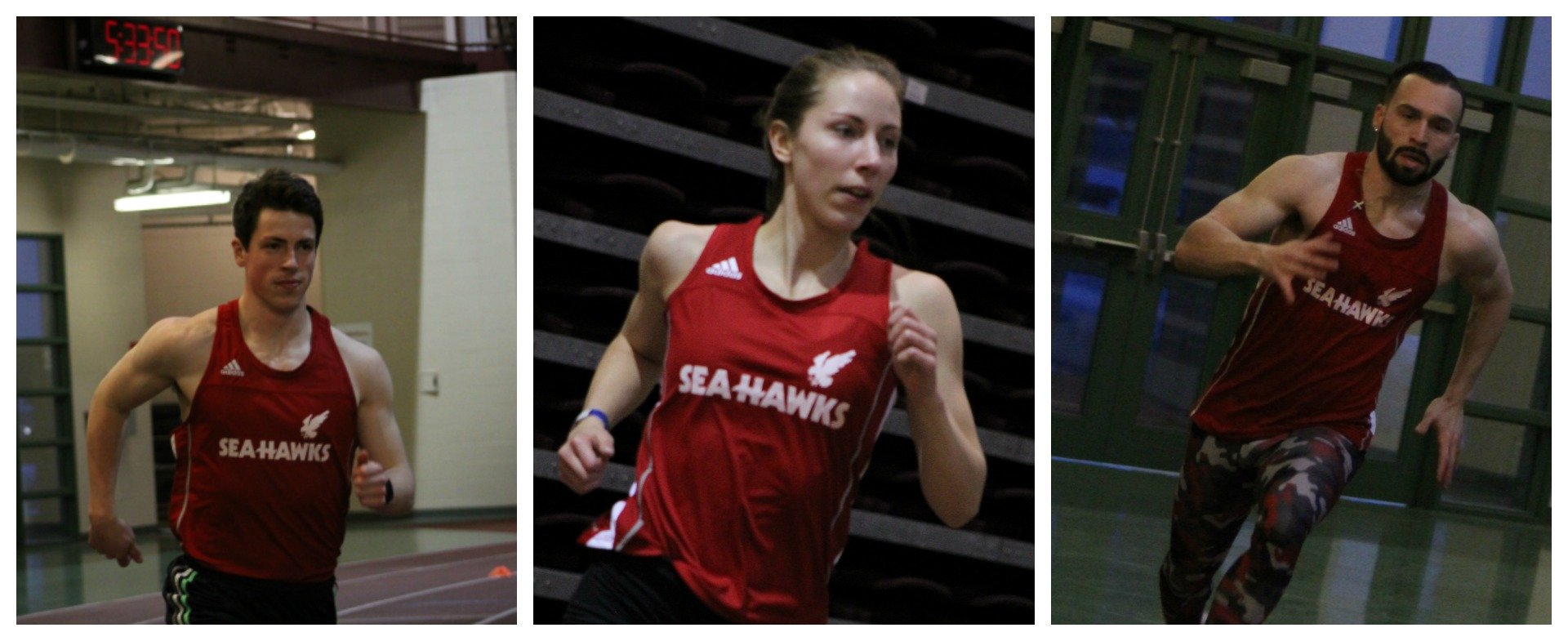 Sea-Hawks are off to the AUS Track & Field Championships