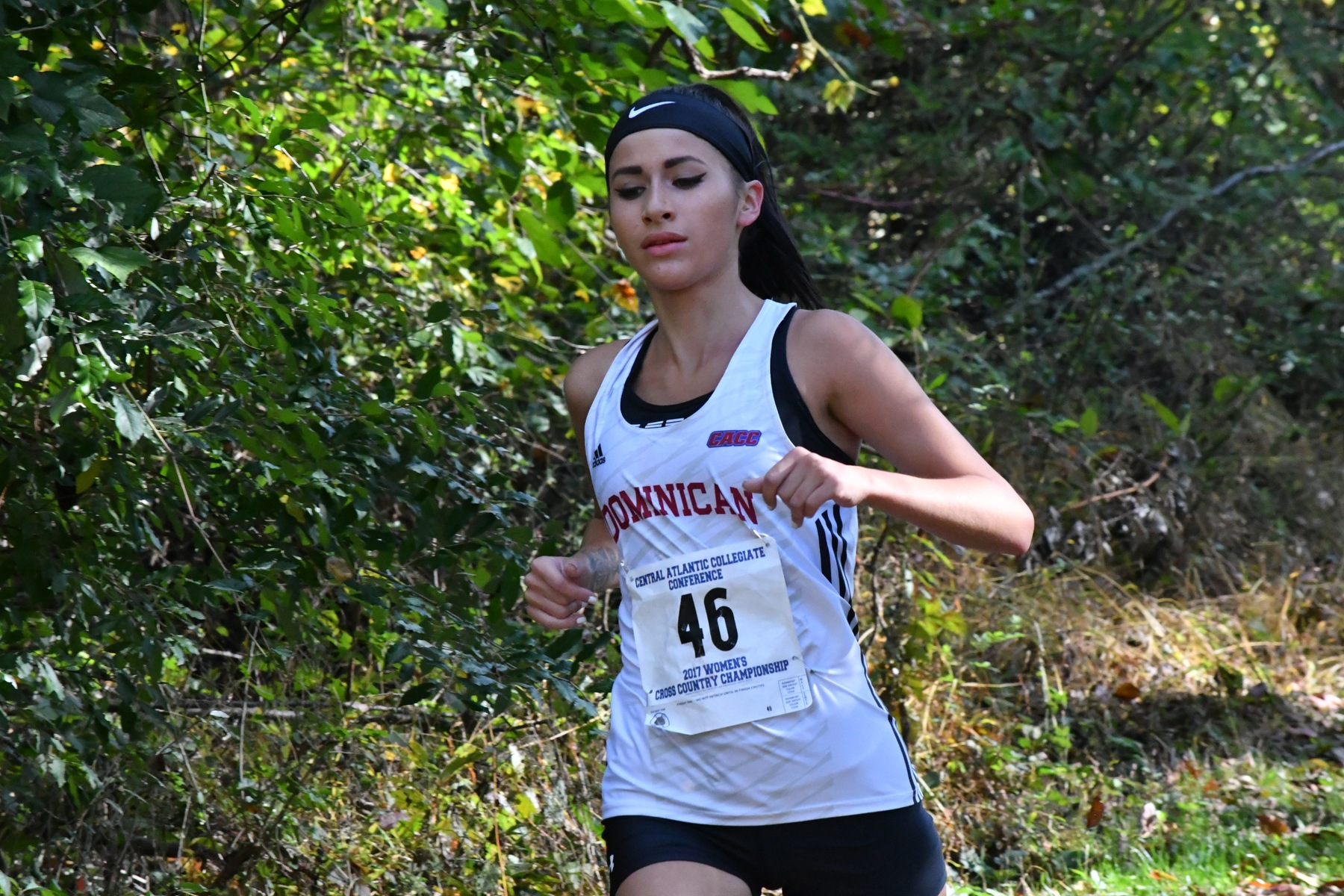 WOMEN'S CROSS COUNTRY FINISH 11TH AT HIGHLANDER XC CHALLENGE