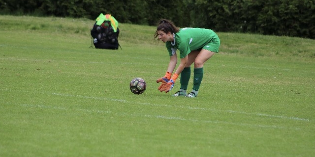 Sardis goalie signs on with Douglas College Royals