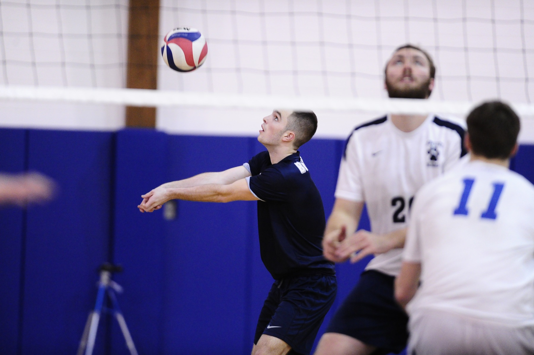 Men's Volleyball Wins Second Straight Over Hiram