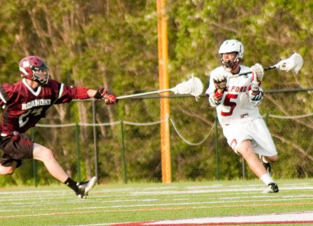Guilford Pulls Out Solid Men's Lacrosse Win Over Farmingdale State