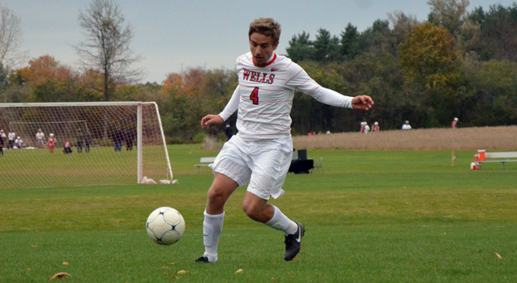 Team Effort Lifts Men's Soccer To 5-1 Win vs. Hilbert