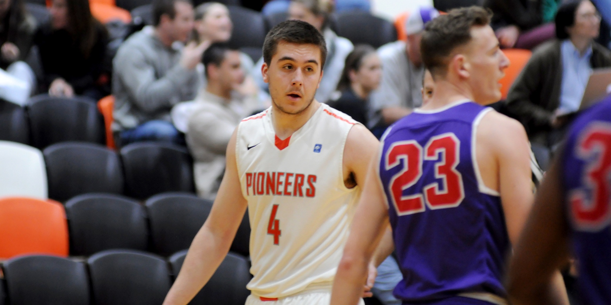Lewis & Clark scores season low in home loss to Linfield