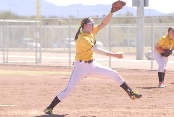 Tabitha Murray Pitches Back-to-Back Perfect Games