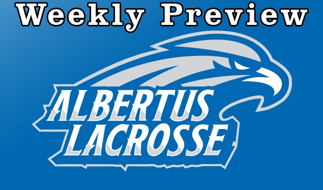 Men's Lacrosse Weekly Preview: Mass. Maritime and Rivier