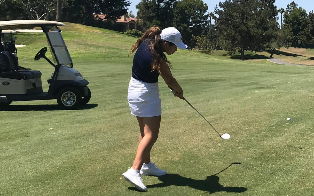 Women's golf team places seventh at South Coast Classic