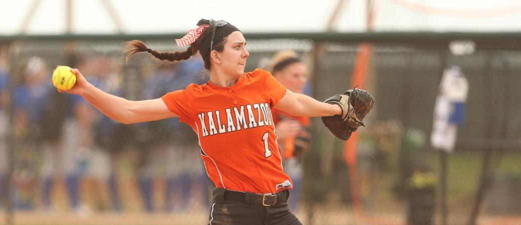 Softball wins two at Adrian