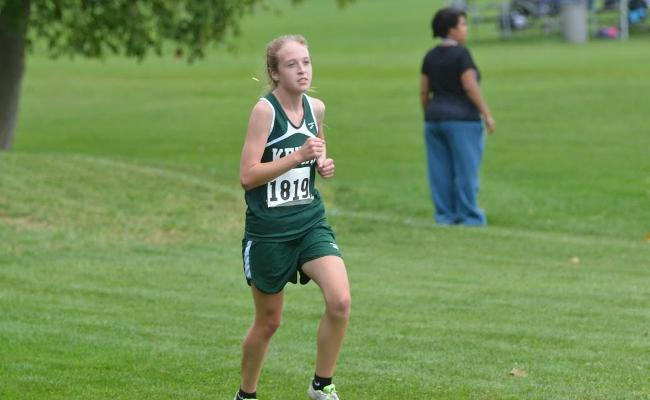 Cross Country Runs in University of Rochester Invitational