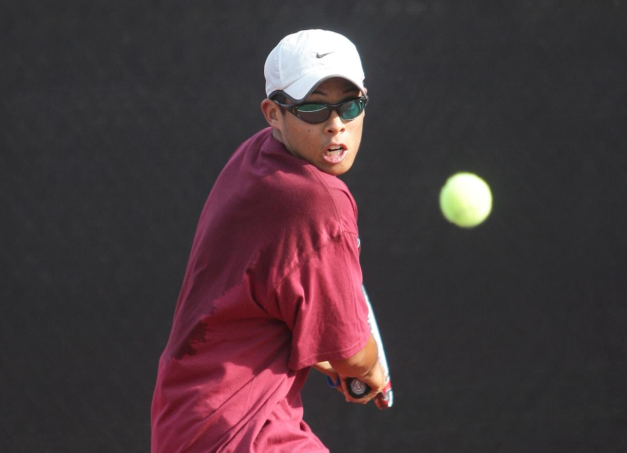 No. 50 Men's Tennis Comes Out Short Against No. 51 Fresno State, 4-3