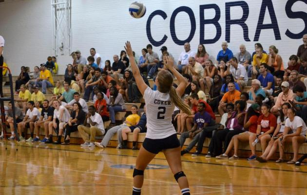 Stack Era Begins for Women's Volleyball