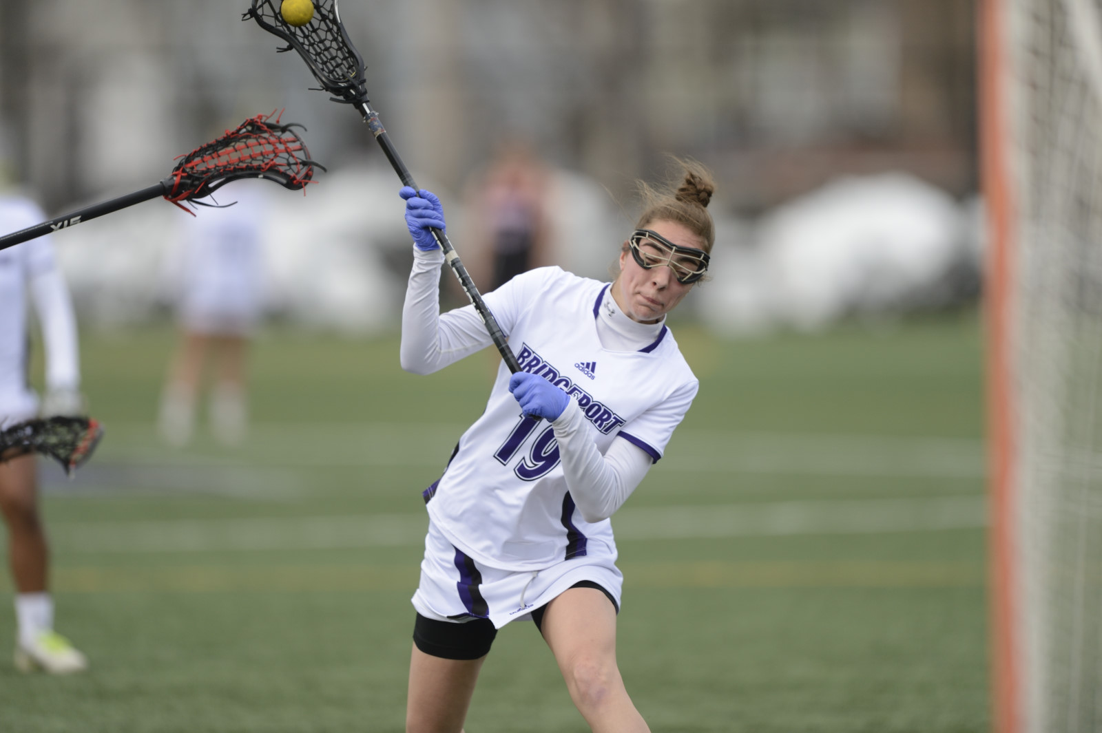 Sophomore Barbara Orsini Scores A Single-Game Program Record 10 Goals In 21-3 Women's Lacrosse Win At UDC