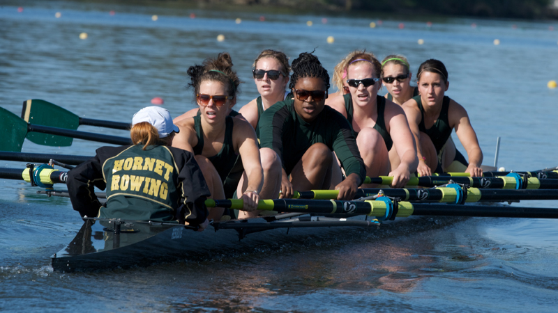 ROWING WINS ITS 12TH JEAN RUNYON CUP WITH VICTORY OVER UC DAVIS