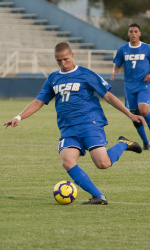 Garza Records Hat Trick as Gauchos Defeat Northridge