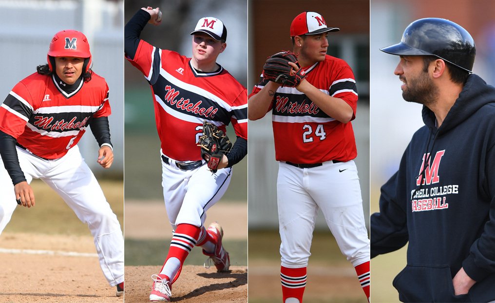 Baseball Sweeps NECC's Major Awards, Places 10 on All-Conference Teams