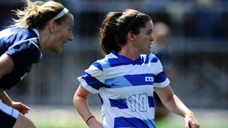 Women's Soccer Edged By Lehigh, 1-0