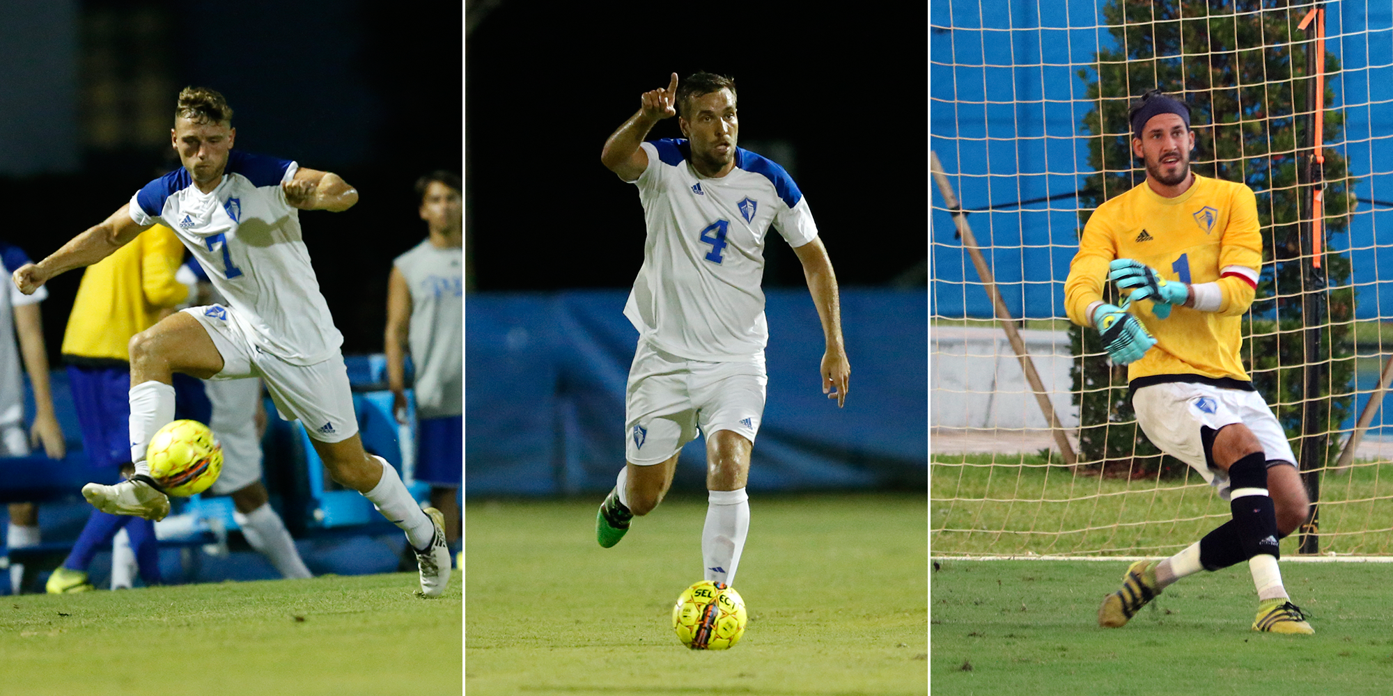 Tasky, Webb Highlight D2CCA All-South Region Men's Soccer Honorees