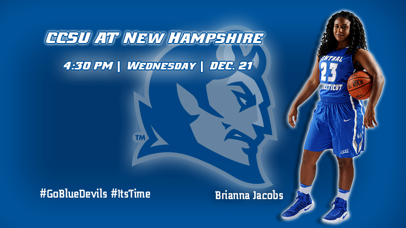 Women's Hoops Take On New Hampshire in Non-Conference Finale on ESPN3