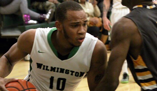Second Half Comeback Gives Wilmington Men's Basketball Season Split over Chestnut Hill, 75-69; Widens Gap in CACC Standings