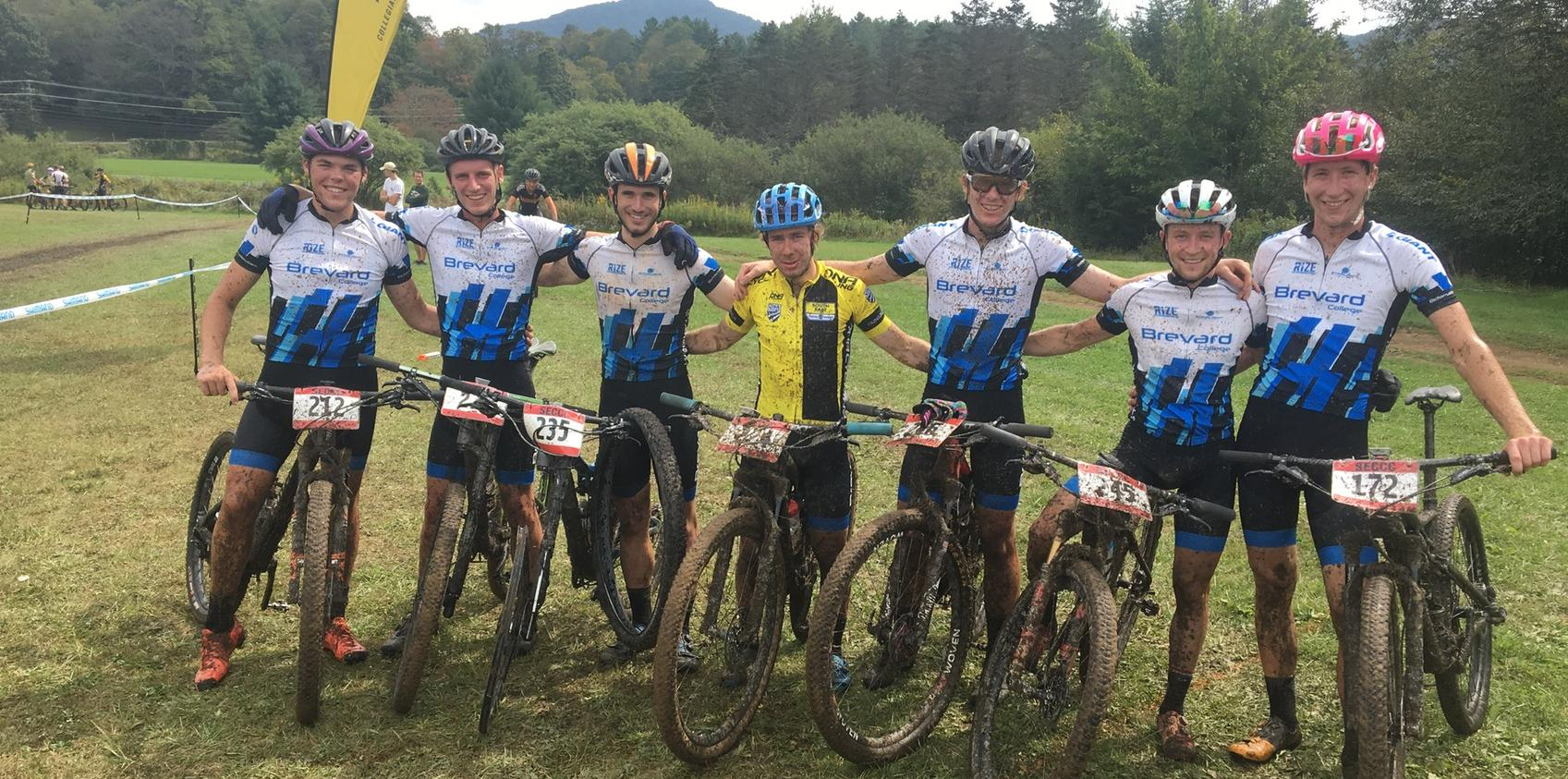 Brevard College Captures Multiple Titles at Lees-McRae MTB Event