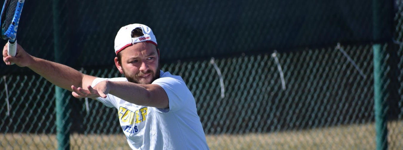 Goucher Men's Tennis Continues To Have Success At ITA Southeast Regional