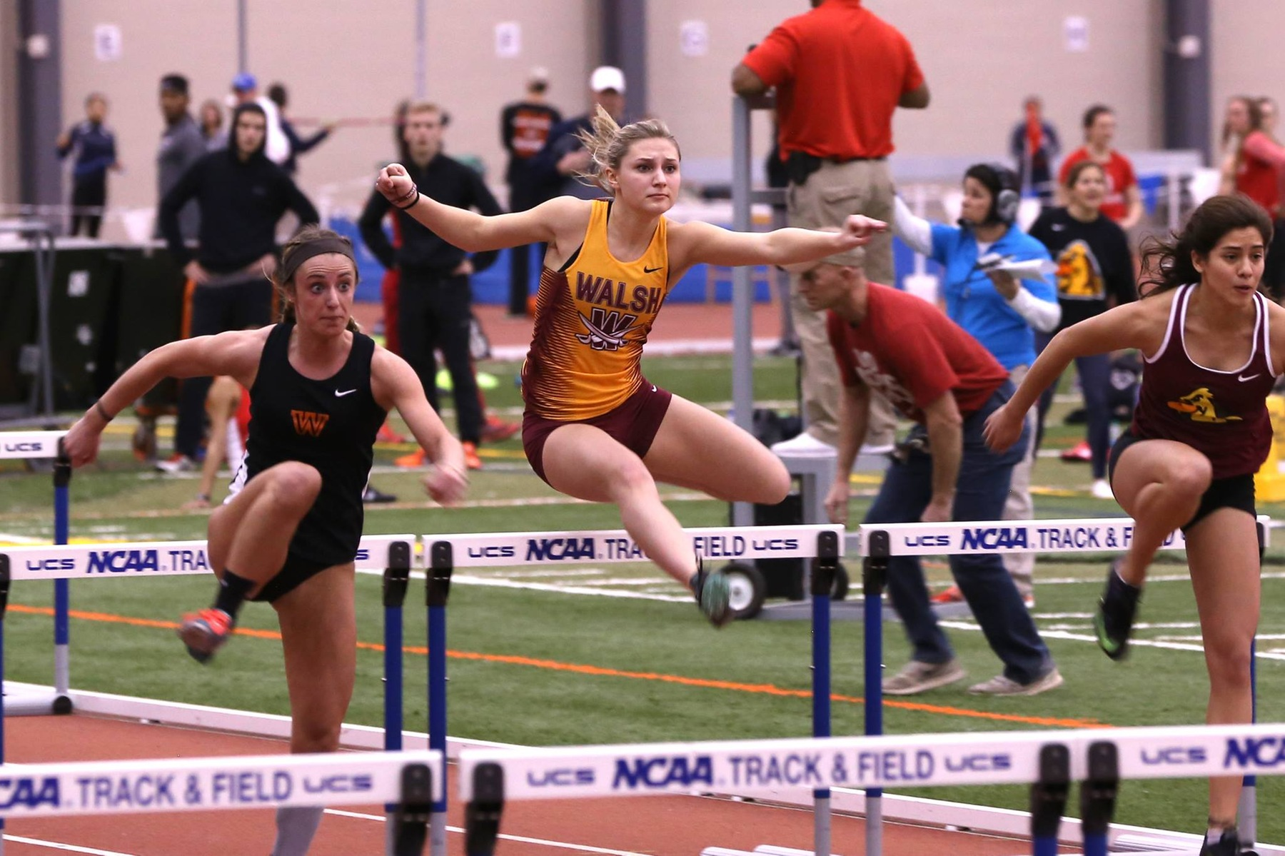 Women's Track & Field No. 9 In Recent National Rankings