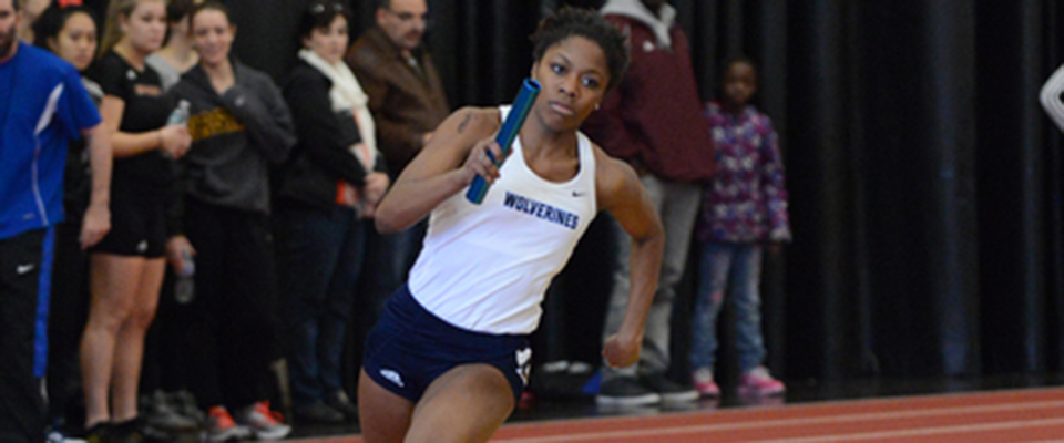 Mency, Streeter Set CAC Records at GMU