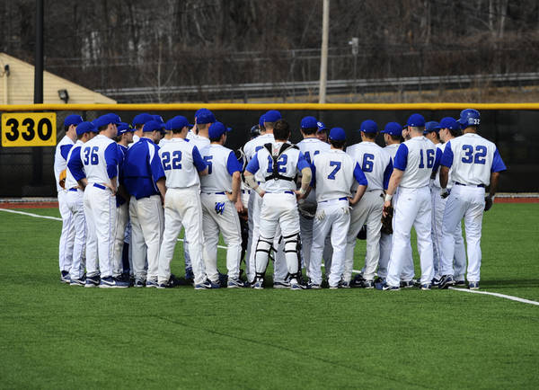 Baseball Schedule Changed for the Weekend - Doubleheaders on Saturday and Sunday