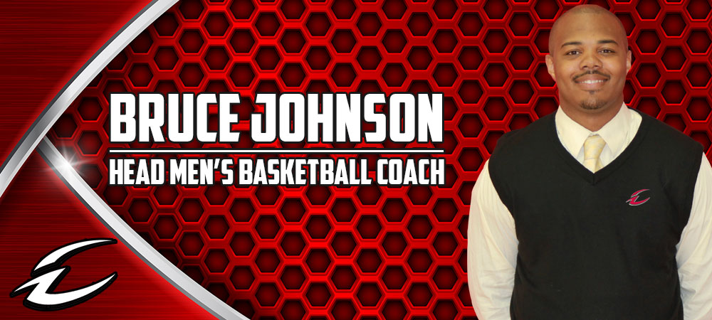 Owens Taps Bruce Johnson As New Head Men's Basketball Coach