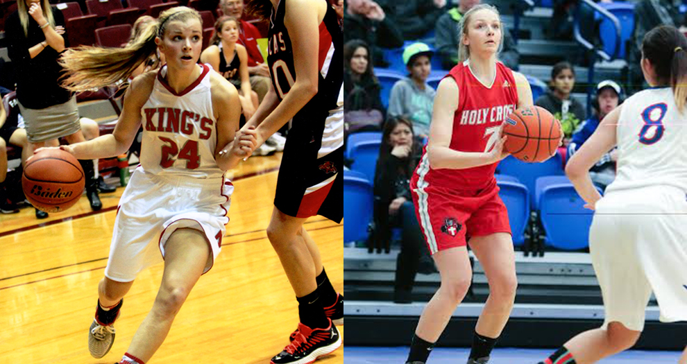 Women's Basketball Signs Two National Letters of Intent
