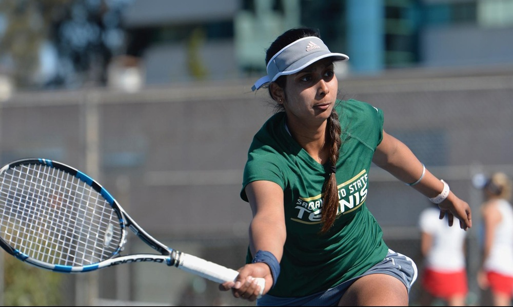WOMEN'S TENNIS FALLS TO IDAHO AFTER MATCH POSTPONED, RELOCATED