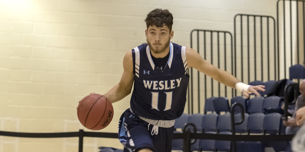 Cameron hits 1,000-point mark as men's basketball downs Centenary, 89-84