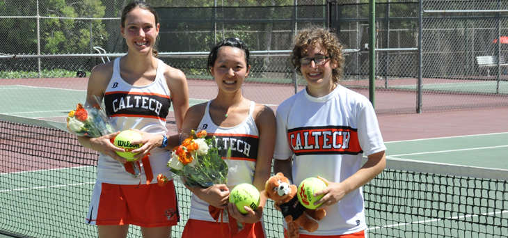 Caltech Seniors Celebrated in Home Finale