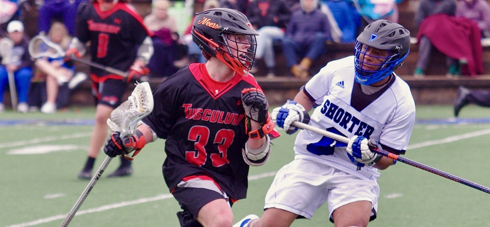 Macdonald sets assist record in Pioneers' 20-6 win at Shorter