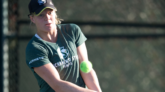 BOIJA NAMED BIG SKY WOMEN'S TENNIS PLAYER OF THE WEEK