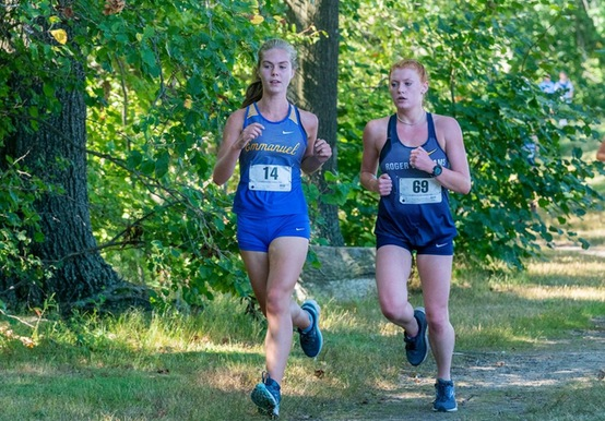 Cross Country Grabs Fourth Place at Endicott Invitational