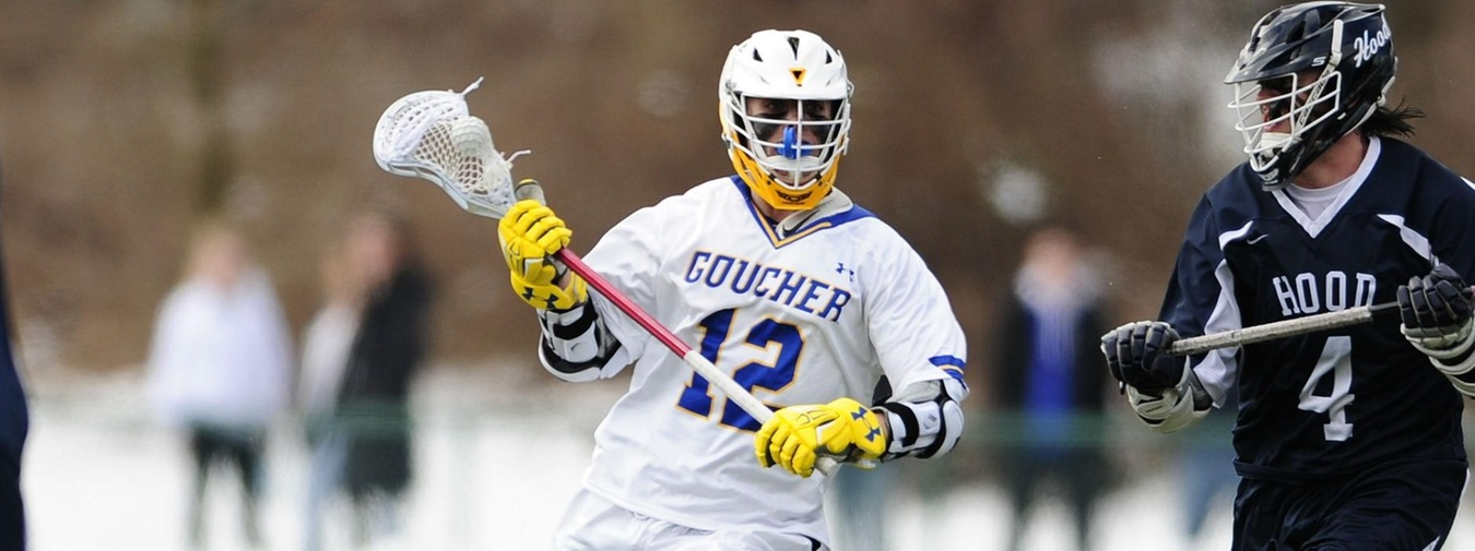 Sade Scores Four Times In Heartbreaking Goucher Men's Lacrosse Overtime Loss At Randolph-Macon