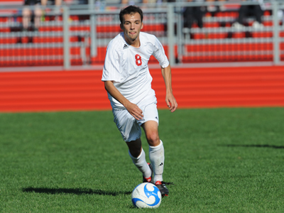 Four Players Named to All-GLIAC Teams for Men's Soccer