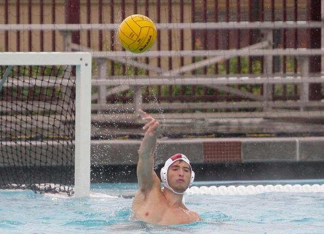 Men's Water Polo Michael Wishart Named WWPA Co-Player of the Week