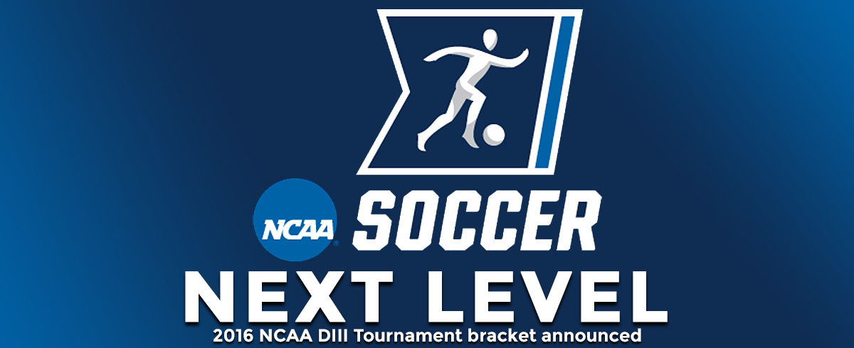 NCAA DIII Men's Soccer Tournament Bracket Announced