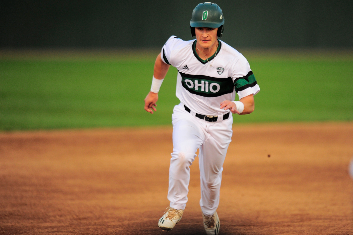 Ohio Baseball Defeated At Marshall