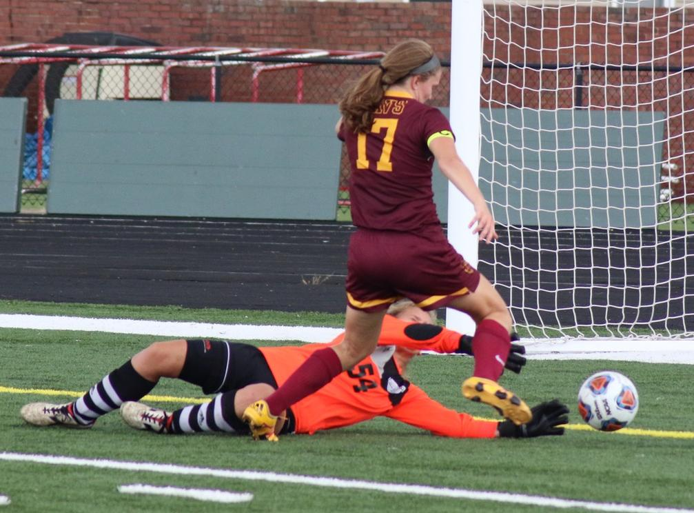 Walsh, Malone Fight To Scoreless Draw