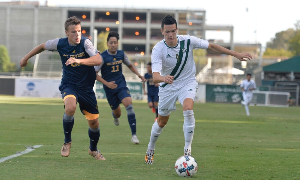 MEN'S SOCCER TAKES SOUTHERN CALIFORNIA ROAD TRIP TO FACE UC RIVERSIDE, CAL STATE FULLERTON