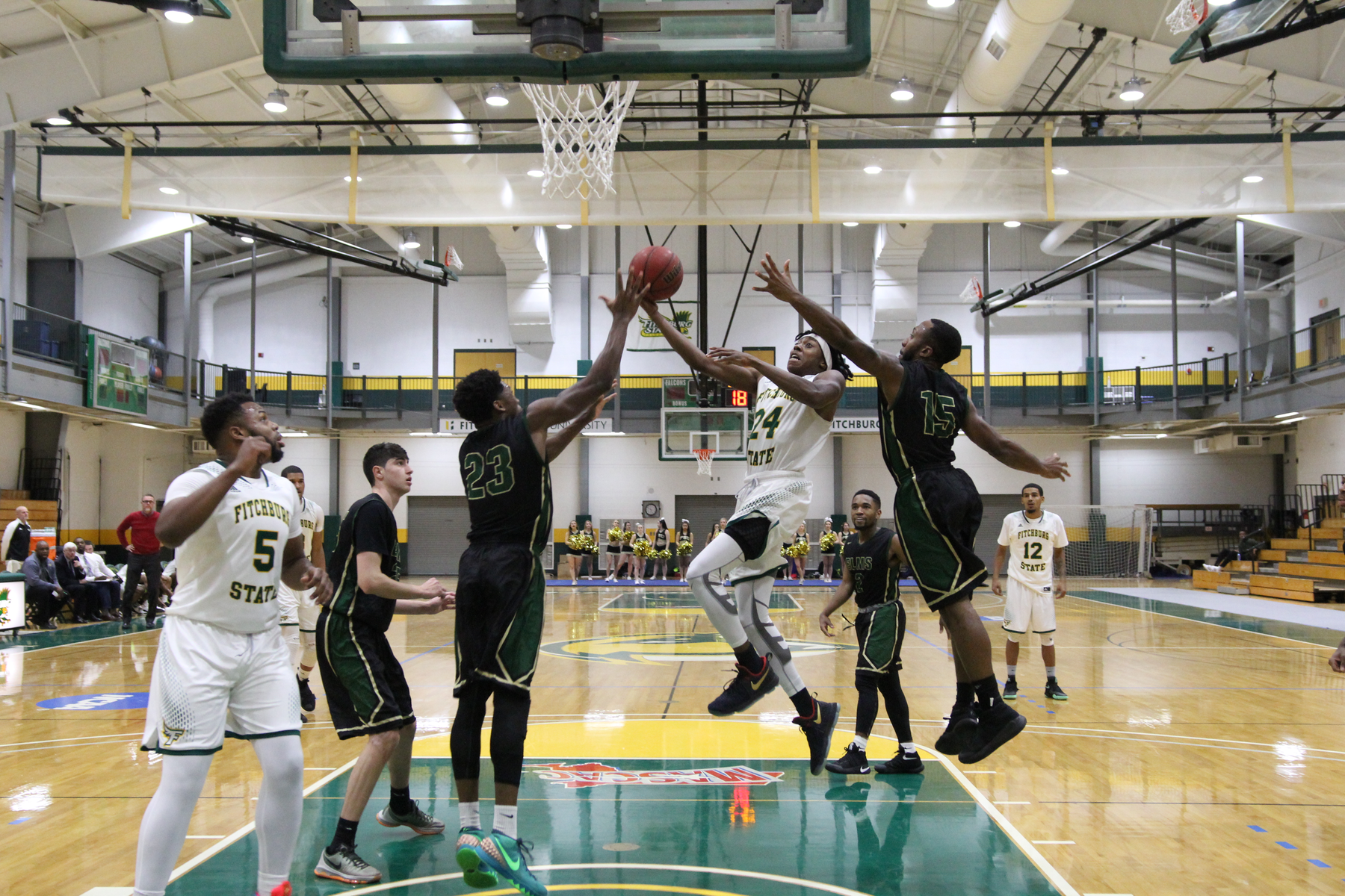 Fitchburg State Edged By Westfield State, 88-81