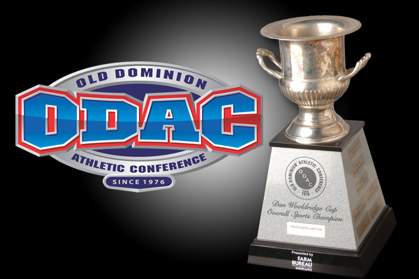 Washington and Lee Leads ODAC Commissioner's Cup Fall Standings