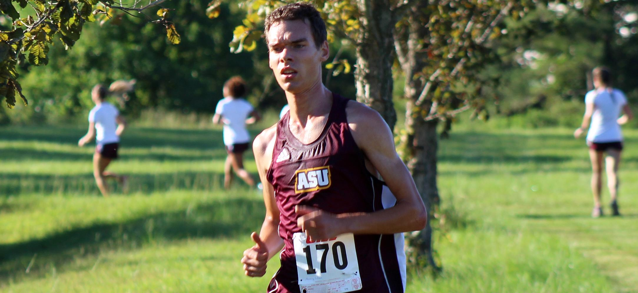 Henning Schein Advances To NCAA Cross Country National Championships; Pirates Place 16th